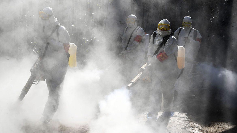 Sanificazione e disinfezione degli ambienti contro il Covid-19