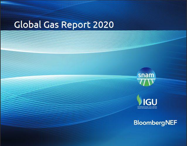 Il futuro dell'industria del gas, secondo il Global Gas Report 2020