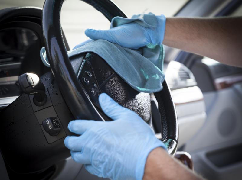 L'importanza di igienizzare l'auto contro i rischi da Coronavirus!
