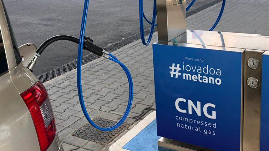 É online il primo portale della mobilità a gas: iovadoametano