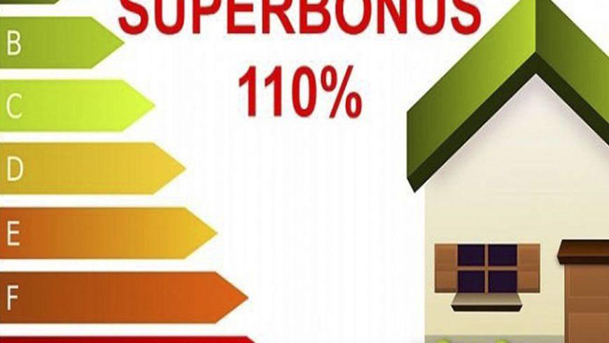 Superbonus 110%: arriva la proroga fino al 2022